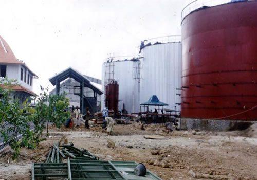 Taland Thermal Pemanas Aspalt di Semarang