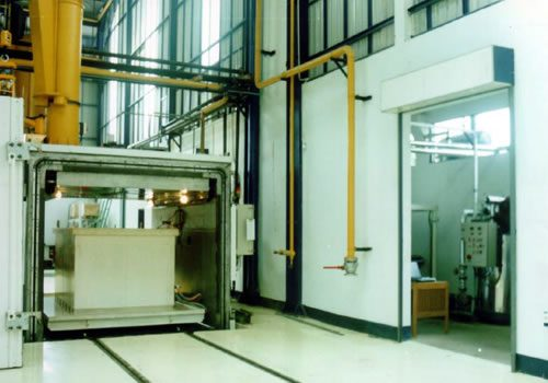 Taland Thermal Proses Oven