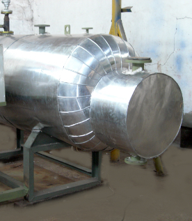 Heat Exchanger Detail Produk