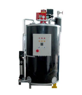 Steam Boiler Detail Produk