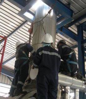Instalasi Boiler Detail Produk