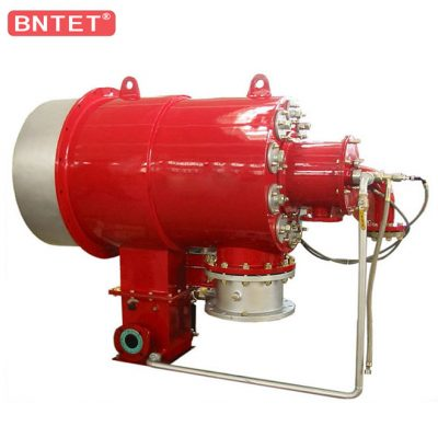 Blast Furnace Coal Gas Burner