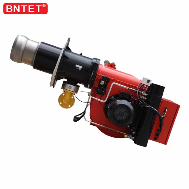 Heavy Oil and Gas Burner